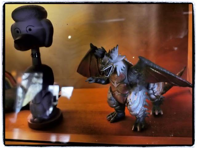 """Poodle & Dragon"", 17mm Zuiko lens"