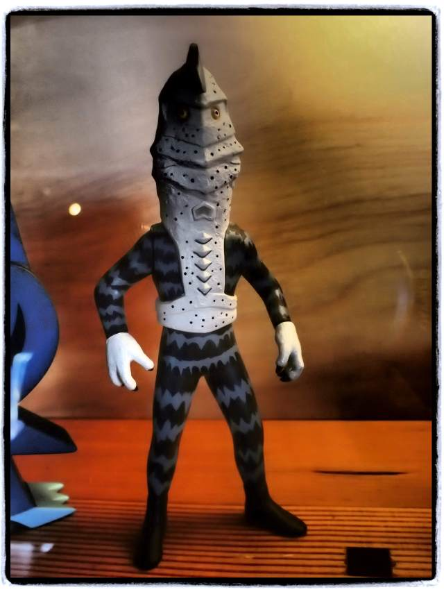 """Mystery Humanoid"", 17mm Zuiko lens"